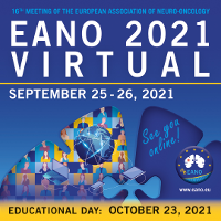 EANO 2021 - 16th Meeting Of The European Association Of Neuro-Oncology