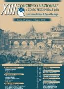XIII CONGRESSO NAZIONALE e CORSO RESIDENZIALE della ASSOCIAZIONE ITALIANA di NEURO-ONCOLOGIA